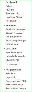 manfaat kegunaan google webmaster tools